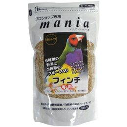 【黒瀬ペットフード】 マニア フィンチ (オゾン洗浄済み・脱酸素剤入り)  1L