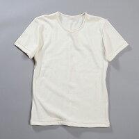 純国産綿奈良さくらコットン『半袖シャツ』