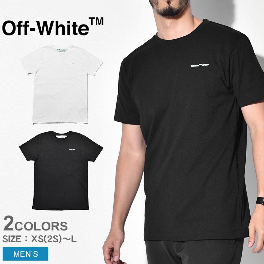 トップス, Tシャツ・カットソー 500OFF219:59 T OFF-WHITE LOGO SLIM TEE OMAA027S1918