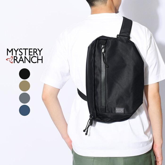 送料無料★MYSTERY RANCH ミステリーランチ ボディバッグ スリングシング バッグ ブラック 他全3色SLING THING BAG鞄 バック ワンショルダー かばんメンズ レディース