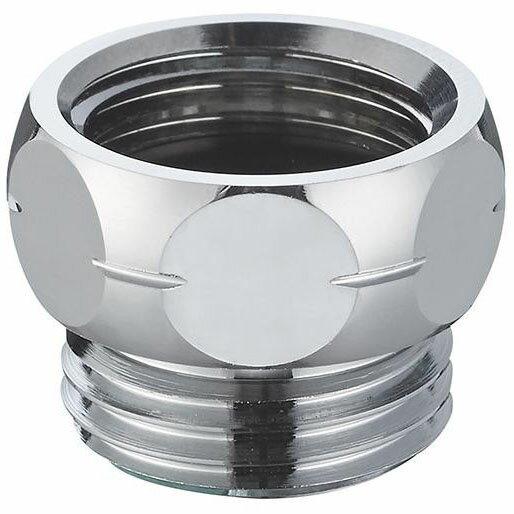 三栄水栓 SANEI カップリング水栓アダプター PT350-1【同梱・代引き不可】