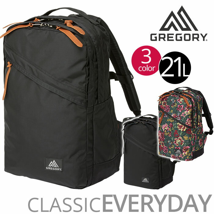 メンズバッグ, バックパック・リュック 10 GREGORY PC A4 21L CLASSIC EVERYDAY