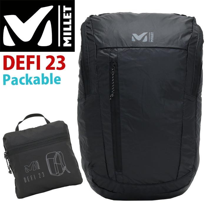 メンズバッグ, バックパック・リュック MILLET DEFI23 23 23L MIS0652