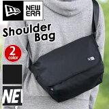 ニューエラ NEW ERA ショルダー 正規品 ショルダーバッグ メンズ 男の子 男性 男子 学生 大人 旅行 9L 軽量 丈夫 コンパクト フラップタイプ メッセンジャー シンプル Shoulder Bag