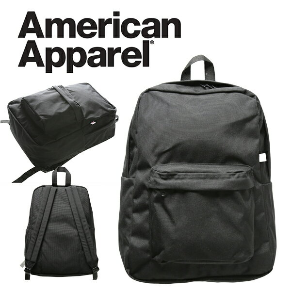 AMERICAN APPAREL American Apparel backpack bag daypack backpack nylon ladies Womens