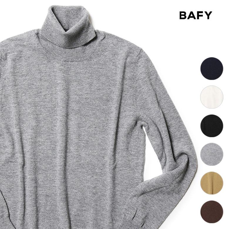 Bafy(バフィー)『ニットタートルネックハイゲージ20-21AWbafy-c』