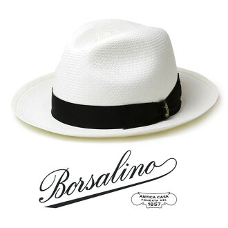 生產了 BORSALINO 生產了 borsalino 140338 的頭髮細巴拿馬細 ALA 介質優雅男士做義大利經典小和婦女的巴拿馬帽子帽子