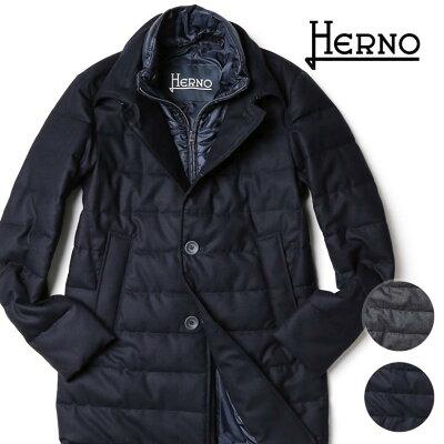 ヘルノ(HERNO )ダウンジャケット