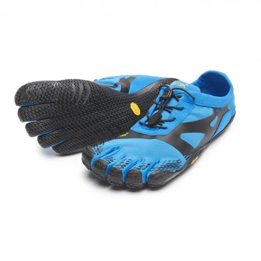 Vibram FiveFingers ビブラムファイブフィンガーズ メンズ KSO EVO Blue-Black / ブルー-ブラック 16M0701 日本正規代理店Barefootinc