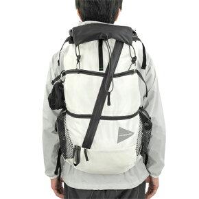 andwanderアンドワンダー40Lbackpackwhite