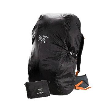 アークテリクス ARC'TERYX Pack Shelter - S Black [パックシェルター][レインカバー][Sサイズ]