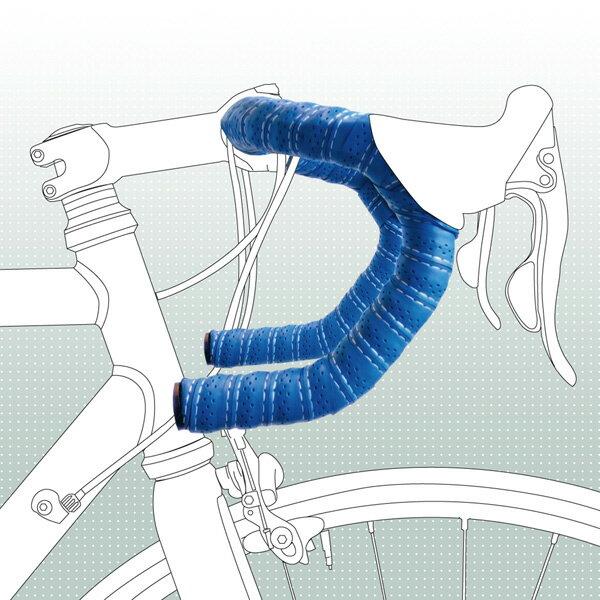バイクリボン BIKERIBBON エレガンザ WH [バーテープ][ロードバイク][ロングライド向け][RACE EASY][自転車][BR-EL42][8/3 13:59まで ポイント5倍]