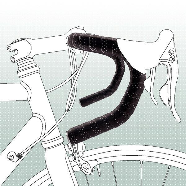 バイクリボン BIKERIBBON エオロソフト BK [バーテープ][ロードバイク][レース用][RACE PRO][自転車][BR-ES97][8/3 13:59まで ポイント5倍]