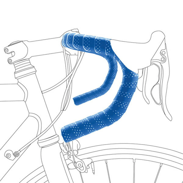 バイクリボン BIKERIBBON エオロテクノ BK [バーテープ][ロードバイク][レース用][RACE PRO][自転車][BR-ETC81BK][8/3 13:59まで ポイント2倍]