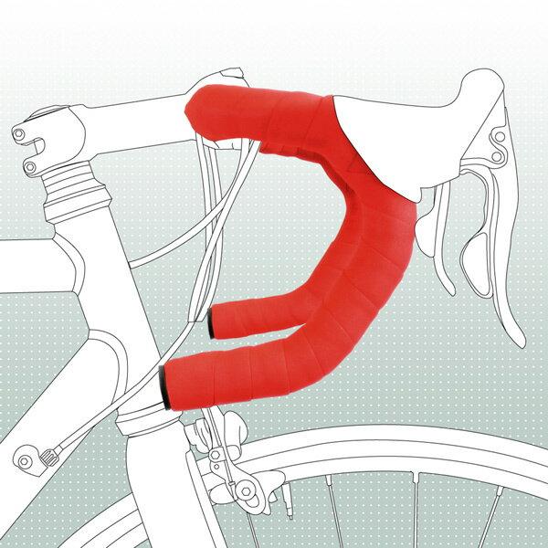 バイクリボン BIKERIBBON スプーナ WH [バーテープ][ロードバイク][レース用][RACE PRO][自転車][BR-SP57][8/3 13:59まで ポイント2倍]
