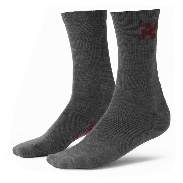 CHROME CREW SOCKS