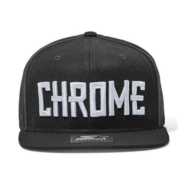 CHROME STARTER SNAPBACK CAP TYPE1