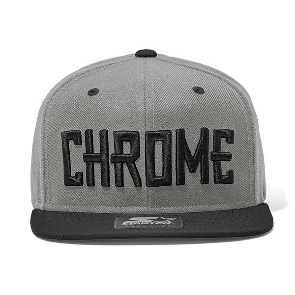 CHROME STARTER SNAPBACK CAP TYPE1