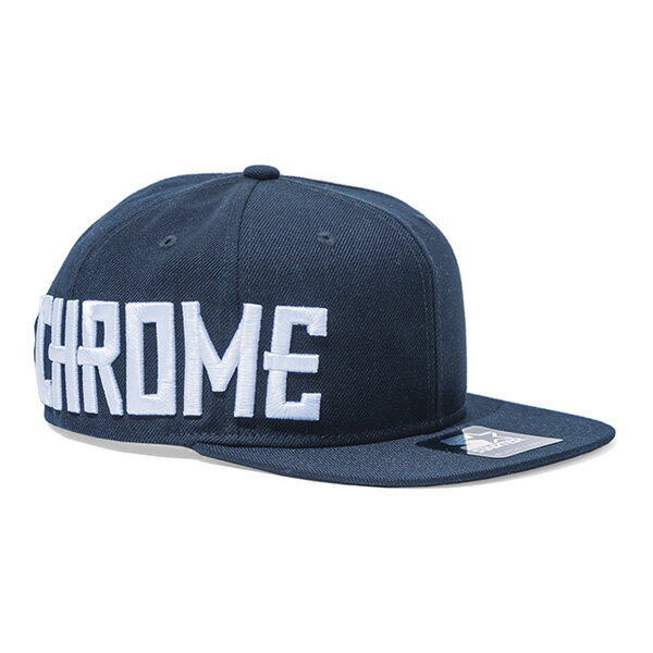 CHROME STARTER SNAPBACK CAP TYPE2