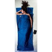コクーン Cocoon CT80 トラベルシーツ コットン ウルトラマリーンブルー [スリーピングバッグ用ライナー][寝袋シーツ][キャンプ用品][旅行グッズ]