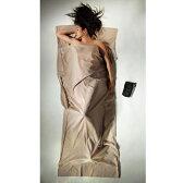 コクーン Cocoon ICT92 サファリ トラベルシーツ コットン サンド [寝袋用インナーシーツ][スリーピングバッグ用ライナー][旅行グッズ][防虫成分]