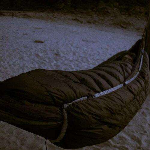 イノー eno Ignitor Top Quilt Black [イグナイター][トップキルト][秋冬用][防寒][羽毛布団][8/20 13:59まで ポイント10倍]