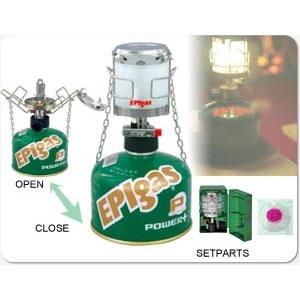 EPIガス EPIgas SBランタンオート [ガスランタン][ガス式][L-2008][マントル][防災][停電][節電][8/16 13:59まで ポイント10倍]