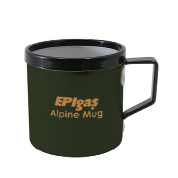 EPIガス EPIアルパインマグカップ M ブラック