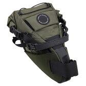フェアウェザー FAIRWEATHER SEAT BAG シートバッグ olive オリーブ [サドルバッグ][フレームバッグ][自転車用バッグ][バイクバッグ]