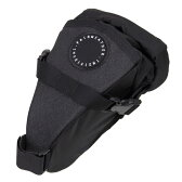 フェアウェザー FAIRWEATHER seat bag mini black [シートバッグミニ][ブラック][サドルバッグ][フレームバッグ][自転車用バッグ]