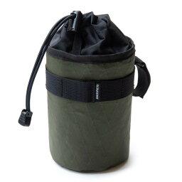 フェアウェザー FAIRWEATHER stem bag x-pac/olive
