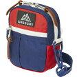 グレゴリー GREGORY Quick Pocket Sサイズ Liberty Blue [クイックポケット][ショルダーポーチ][2017年モデル][6/28 13:59まで ポイント10倍]