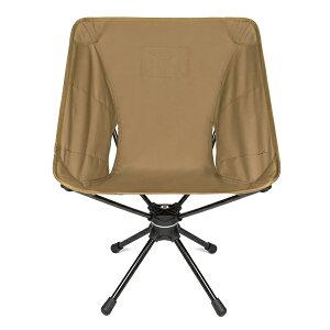 Helinox ヘリノックス Swivel Chair Coyote [アウトドアチェア][折…