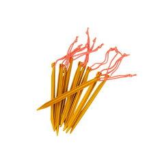 ヒルバーグテントの小物・アクセサリ・設営器具HILLEBERG ヒルバーグ Vペグ 10本セット [ヒルバ...
