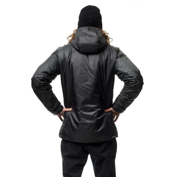 フーディニ HOUDINI Mens One Eighty Sweater True Black [2018年新作]