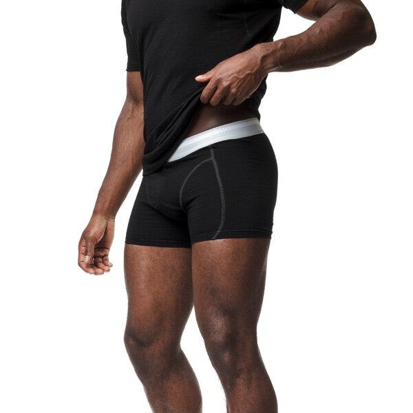 フーディニ HOUDINI Mens Desoli Boxers True Black [2018年新作]