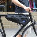 ジャンド JANDD Frame pack BLACK [フレームパック][ブラック][フレームバッグ][バイクバッグ][自転車用バッグ][収納バッグ][3L][12/15 13:59まで ポイント10倍]