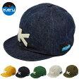 ポイント10倍 3/29 8:59まで 送料無料 KAVU カブー ベースボールキャップ [キャップ][帽子][全6色][野球]