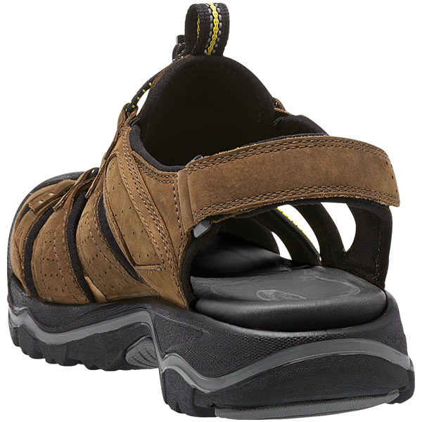 Outdoor-Bekleidung Camping & Outdoor Keen Rialto II Sandals Men Bison/Black 2019 Sandalen braun