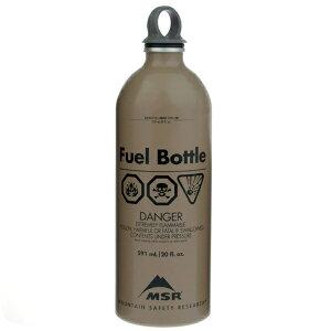 MSR エムエスアール 燃料ボトル ミリタリー タン 20oz [フューエル][ボトル][ホワイトガソリン][灯油][ミリタリー][Military][限定]