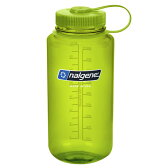 ナルゲン NALGENE 広口1.0リットル Tritan スプリンググリーン [水筒][ボトル][bpa free][bpaフリー][9/22 13:59まで ポイント10倍]