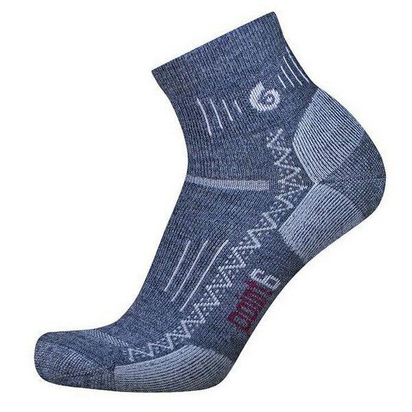 Point6 Hike Tech Med Cush Mini Gray [ソックス][靴下][ファインメリノウール][ニュージーランド産][8/10 13:59まで ポイント5倍]