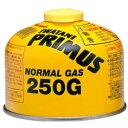 【あす楽対応 平日13:00まで】 プリムス PRIMUS IP-250G ノーマルガス(小) [ガスカートリッジ][ガス缶][OD缶][燃料][230g][防災]