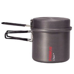 PRIMUS プリムス ハードアノダイズド加工された、アウトドアでのお料理に便利なコッヘルセット1...