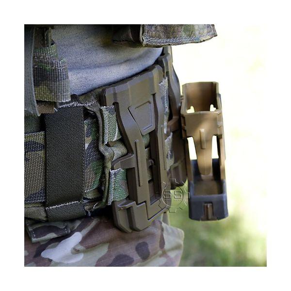 S&S Precision GrRetentionTrackWeb(SMRMOLLEAdapter) BK [vic2]
