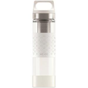 シグ SIGG H&C WMBグラス [ホット&コールド][ガラス製][保温保冷ボトル][0.4L][ボトル][水筒][シグボトル][12640][7/26 9:59まで ポイント10倍]