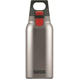 シグ SIGG H&C ワン 0.3L ブラッシュド [ホット&コールド][保温保冷ボトル][サーモ][真空2重構造][ボトル][水筒][シグボトル][12683][7/26 9:59まで ポイント10倍]