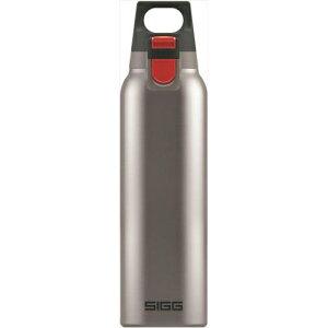 シグ SIGG H&C ワン 0.5L ブラッシュド [ホット&コールド][保温保冷ボトル][サーモ][真空2重構造][ボトル][水筒][シグボトル][12684][7/26 9:59まで ポイント10倍]