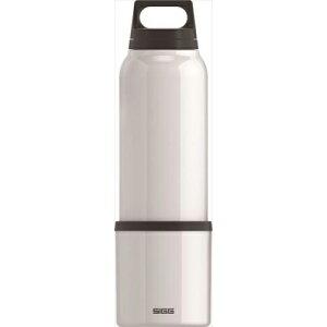 シグ SIGG H&C 0.75L ホワイト [ホット&コールド][保温保冷ボトル][サーモ][真空2重構造][ボトル][水筒][シグボトル][12730][7/26 9:59まで ポイント10倍]