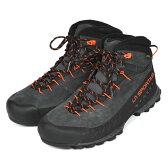 ラ スポルティバ LA SPORTIVA TX4 Mid GTX Carbon/Flame [トラバースX4ミッドゴアテックス][シューズ][靴][登山靴][トレッキング][GORE-TEX][メンズ][2017年モデル]